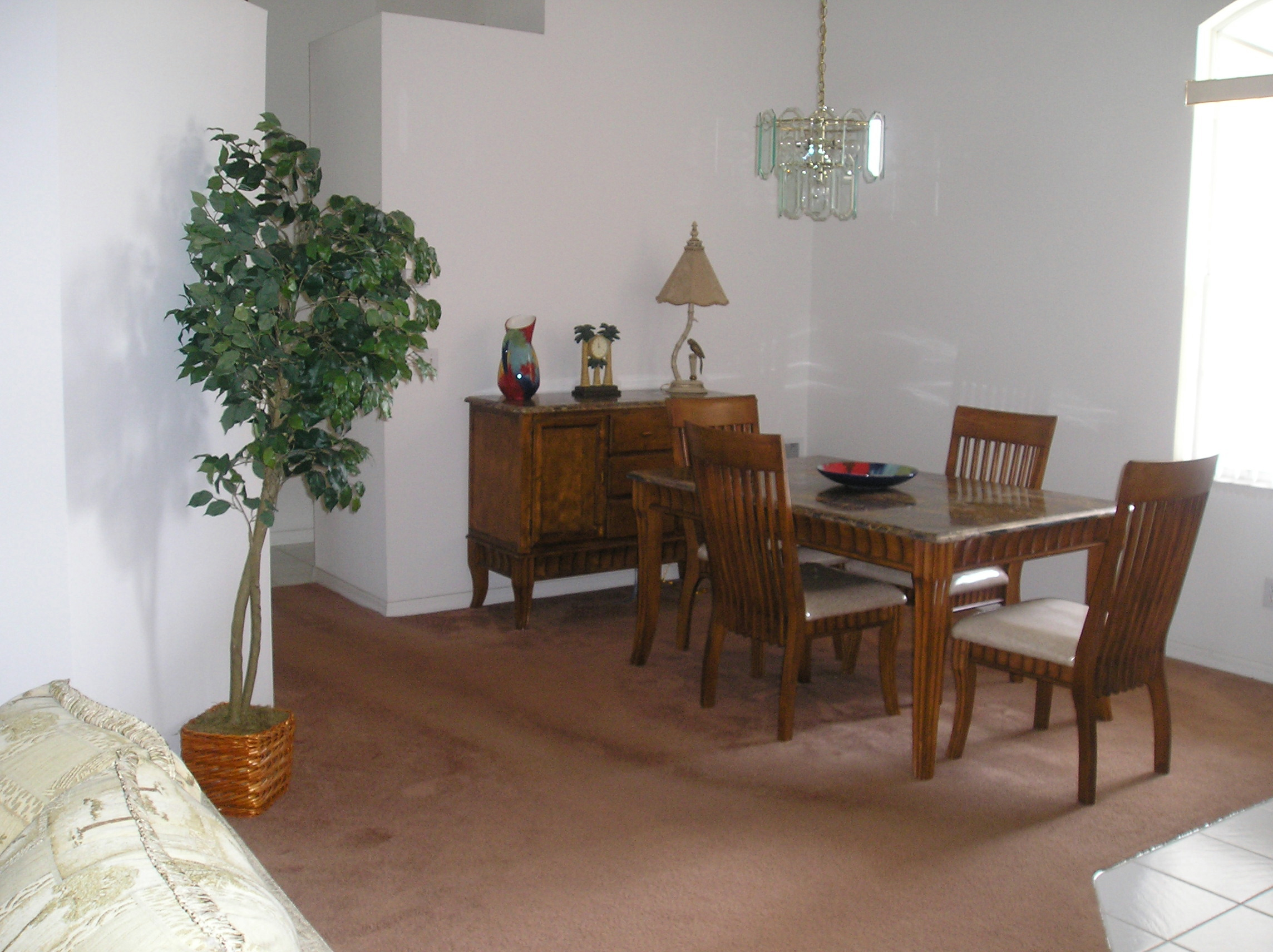 Living for Formal dining area